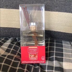 Yankee Candle Sparking Cinnamon Diffuser